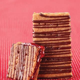 Jennifer's Graham Cracker Sandwiches.