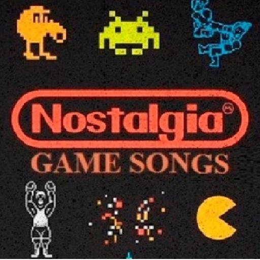 Nostalgia Game Songs LOGO-APP點子