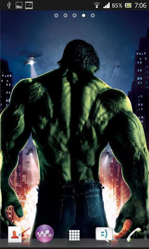 Hulk HD Live Wallpapers
