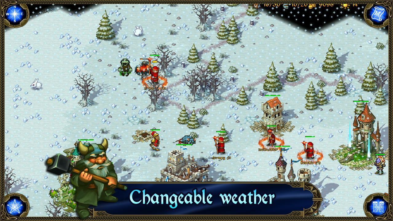 Majesty: Northern Expansion screenshot #11