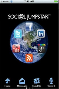Social Jumpstart - screenshot thumbnail