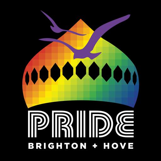 Brighton Pride 2014 LOGO-APP點子