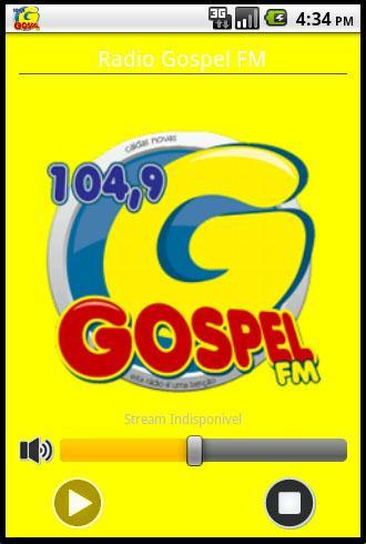 Rádio Gospel FM - Caldas Novas