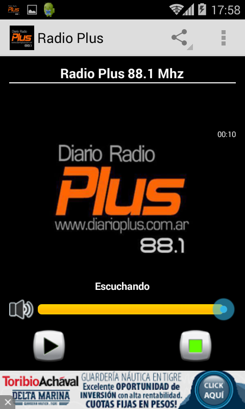 Radio Plus 88.1- screenshot