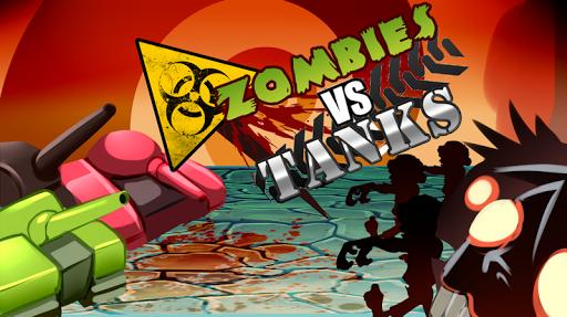 Zombies Vs Tanks free