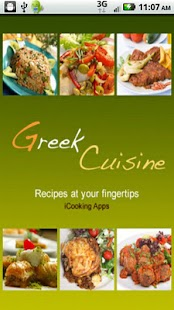 iCooking Greek - screenshot thumbnail