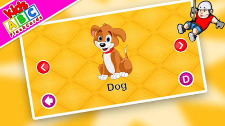 Kids ABC Flash Cards 1.15 screenshot 2077008