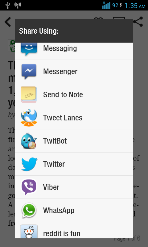 Twitbot FREE (Ads Supported) - screenshot