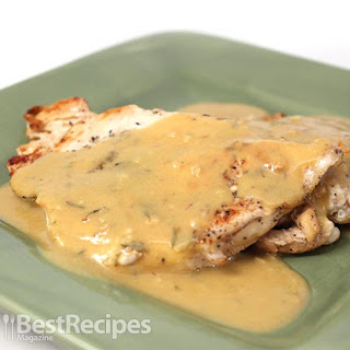 Dijon Mustard Sauce Chicken Recipes.