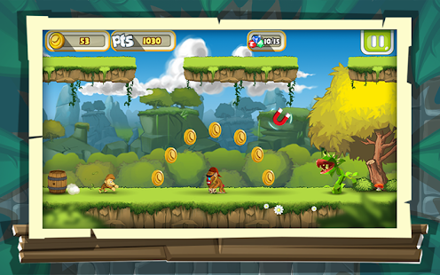 Banana Island–Bobo's Epic Tale- screenshot thumbnail