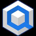 Q-BLOCK 3Dドットお絵描きツール icon