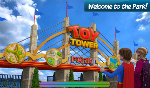 Toy Tower® SAGA BETA