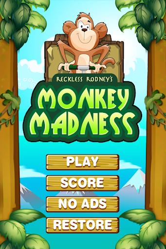 Reckless Rodney Monkey Madness