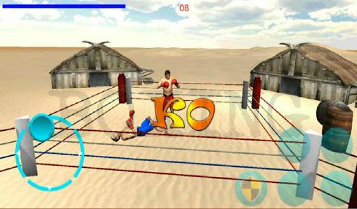 【免費體育競技App】Boxing xXx Combat-APP點子