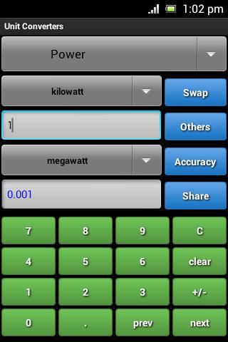 【免費工具App】Calculators & Converters Pro-APP點子