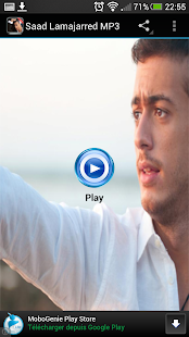 Saad Lamjarred Mp3 - screenshot thumbnail