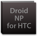 DroidNP plugin for HTCPlayer logo