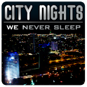 City Nights GO Launcher Theme icon
