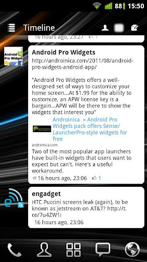 Android Pro Widgets screenshot 7