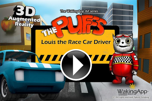 The puffs: Louis the driver