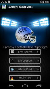 Fantasy Football -Hide My Text - screenshot thumbnail