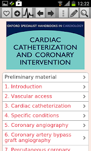 Cardiac Cath. & Coron. Interv. screenshot 10