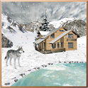 Winter In Chamonix 3D LW FREE icon