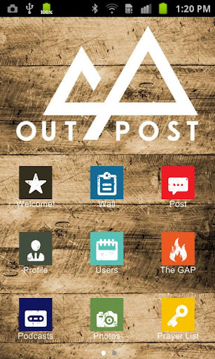 【免費社交App】OutPost Mobile-APP點子
