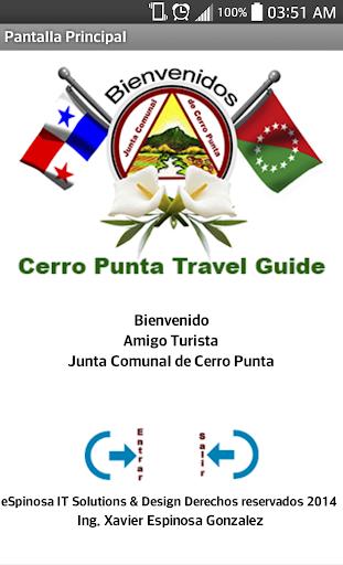 Cerro Punta Travel Guide