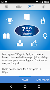 7 Keys to Quit (Norway) - OLD VERSION- screenshot thumbnail