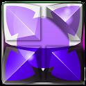 NEXT theme dragon purple icon