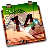 Calendar Money Book