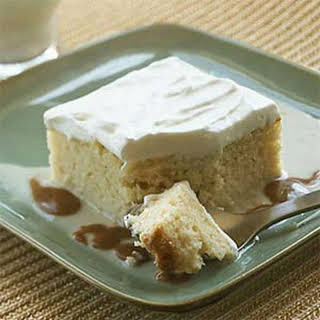 Tres Leches Cake (Three Milks Cake).