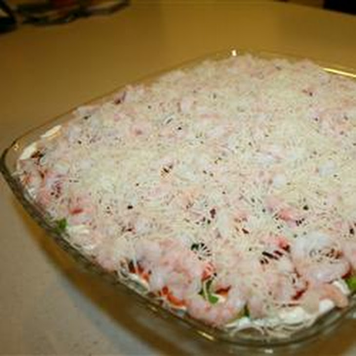 Layered Seafood Dip Recipe