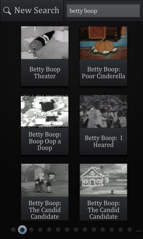 Vintage Video Player- screenshot