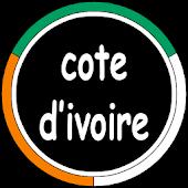 Cote D'Ivoire Icon Pack