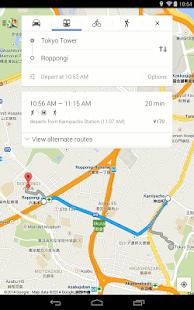 Maps - Navigation & Transit Screenshot 39
