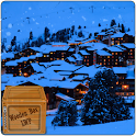 snowfall winter resort LWP icon