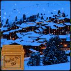 降雪の冬リゾートlwp icon