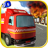 Fire Rescue Truck Simulator