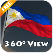 Real Philippines Flag LWP