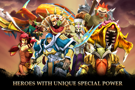 Legendary Heroes- screenshot thumbnail