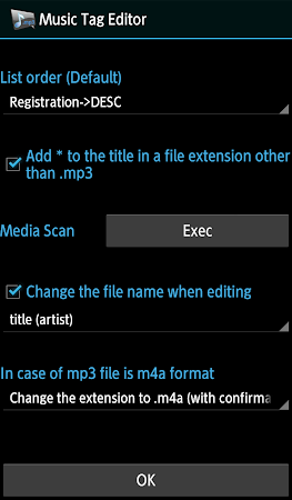 TK Music Tag Editor 7.1.7 screenshot 393906