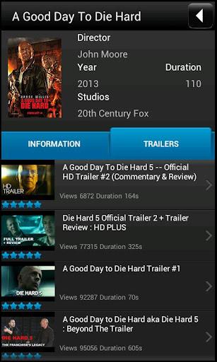 Trailers de Cine