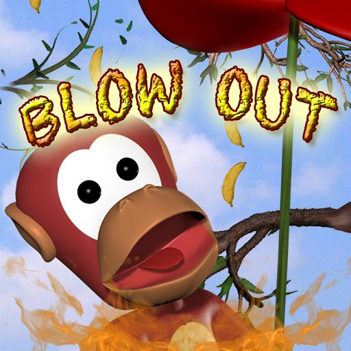 Blow Out LOGO-APP點子