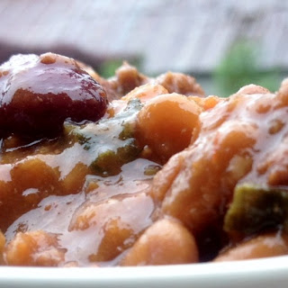 Grandma Cash'S Hamburger Bean Casserole Recipe