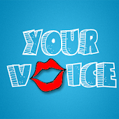 Your Voice (For Tablet)