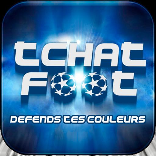 TchatFootball LOGO-APP點子