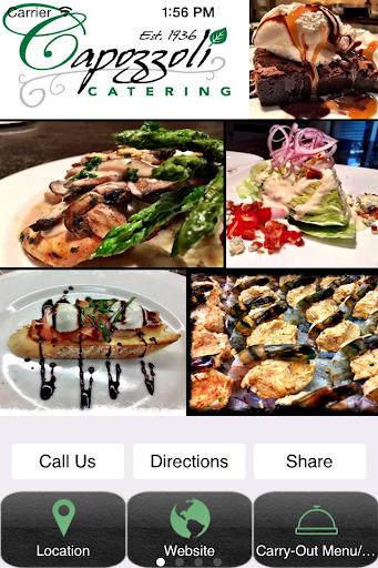 玩商業App|Capozzoli Catering免費|APP試玩