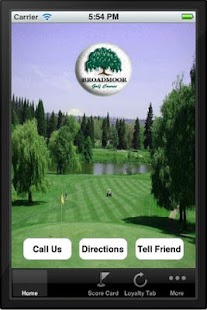 BroadMoor Golf Course- screenshot thumbnail